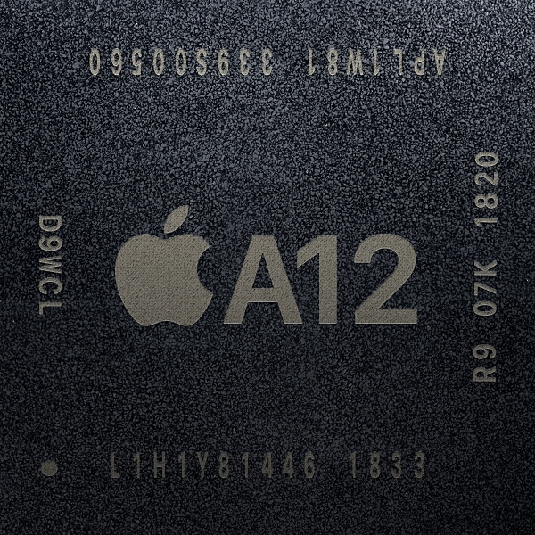 A12 프로세서는 애플이 설계한 64비트 ARMv8.3-A 6코어 CPU이다. /사진=위키미디어