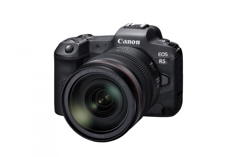 캐논은 EOS R의 뒤를 잇는 2세대 풀프레임 미러리스 카메라, EOS R5를 발표했다.