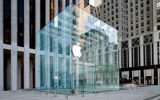 미국 뉴욕의 애플스토어 (사진=미국 씨넷)