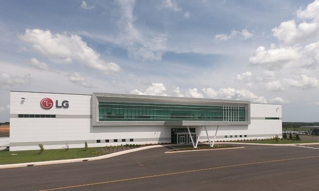 LG전자 미국 테네시 생산공장.(사진=LG전자 홈페이지)