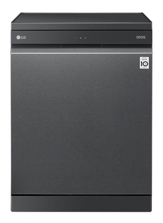 대용량과 스팀 적용한 'LG 디오스 식기세척기 스팀(모델명: DFB22M)'의 제품 사진 (사진=LG전자)