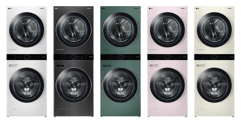 일체형 세탁 건조기, LG 트롬 워시타워. 출처=LG전자