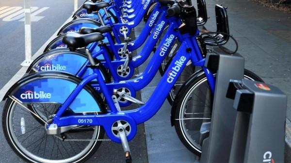 뉴욕시 공유 자전거 서비스 '시티바이크(citibike)' /사진=픽스히어