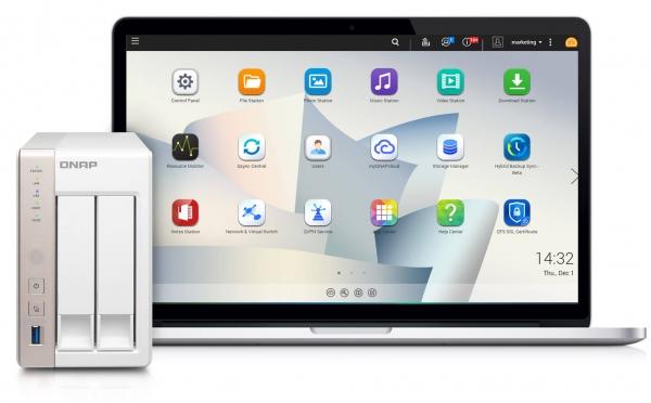사무실에 NAS를 설치하면 팀원들에게 필요한 파일을 모두 하나로 통합해 언제 어디서나 관리할 수 있다
