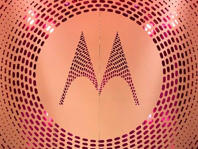 모토로라가 오는 22일 온라인 행사를 열고 최신 플래그십 스마트폰 '엣지'를 공개할 전망이다. (사진=씨넷)