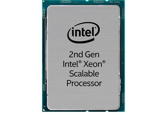 인텔은 현재 서버용 칩도 14nm 공정에 의존한다. 사진은 2세대 제온 스케일러블 프로세서. (사진=인텔)