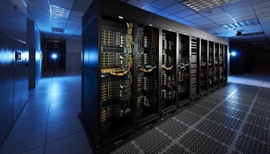 미국 로렌스 리버모어 국립 연구소의 코로나 HPC 클러스터. (사진=AMD)