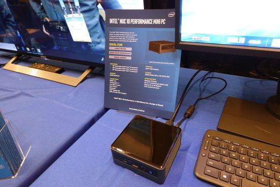 인텔이 지금까지 출시한 NUC는 핵심 부품 교체가 거의 불가능했다. (사진=지디넷코리아)