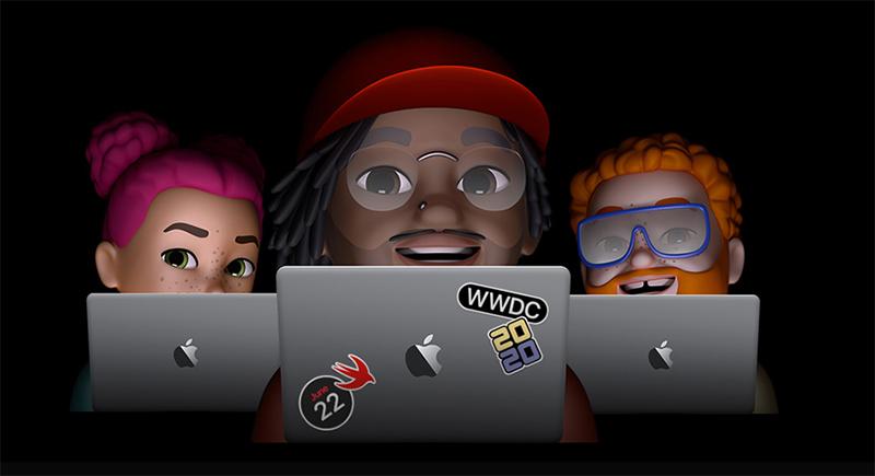올해 애플 WWDC는 6월 22일, 온라인으로 개최된다. 출처=애플코리아