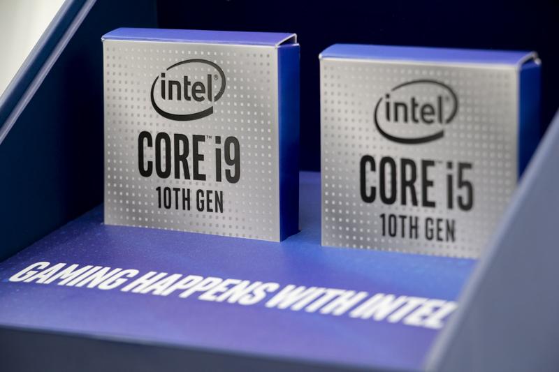 인텔 10세대 코어 프로세서 리뷰어킷, 게임 성능을 적극 강조하고 나섰다. 출처=IT동아