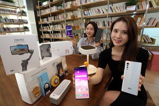 LG유플러스가 8일부터 LG벨벳의 예약판매를 실시한다고 7일 밝혔다.(사진=LG유플러스)
