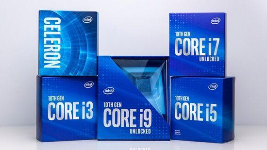 인텔이 데스크톱용 10세대 코어 프로세서를 이달 하순 출시한다. (사진=인텔)
