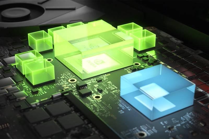 엔비디아가 2세대 RTX 기반의 새로운 모바일 그래픽 카드를 공개했다. 출처=엔비디아