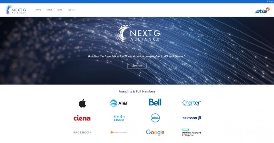 미국에서는 민간 통신사, IT기업 등이 '넥스트G 연합'을 결성하고 6G 주도권 경쟁에 나섰다.