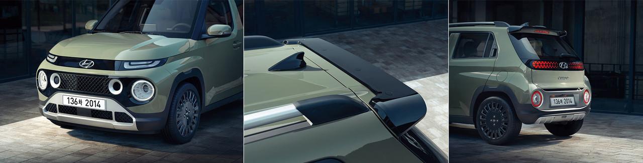 ▲ 엔트리 SUV를 표방하는 '캐스퍼' (사진: 현대자동차 그룹)