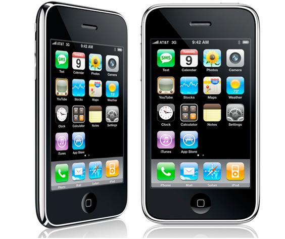 스마트폰 시대를 연 아이폰
