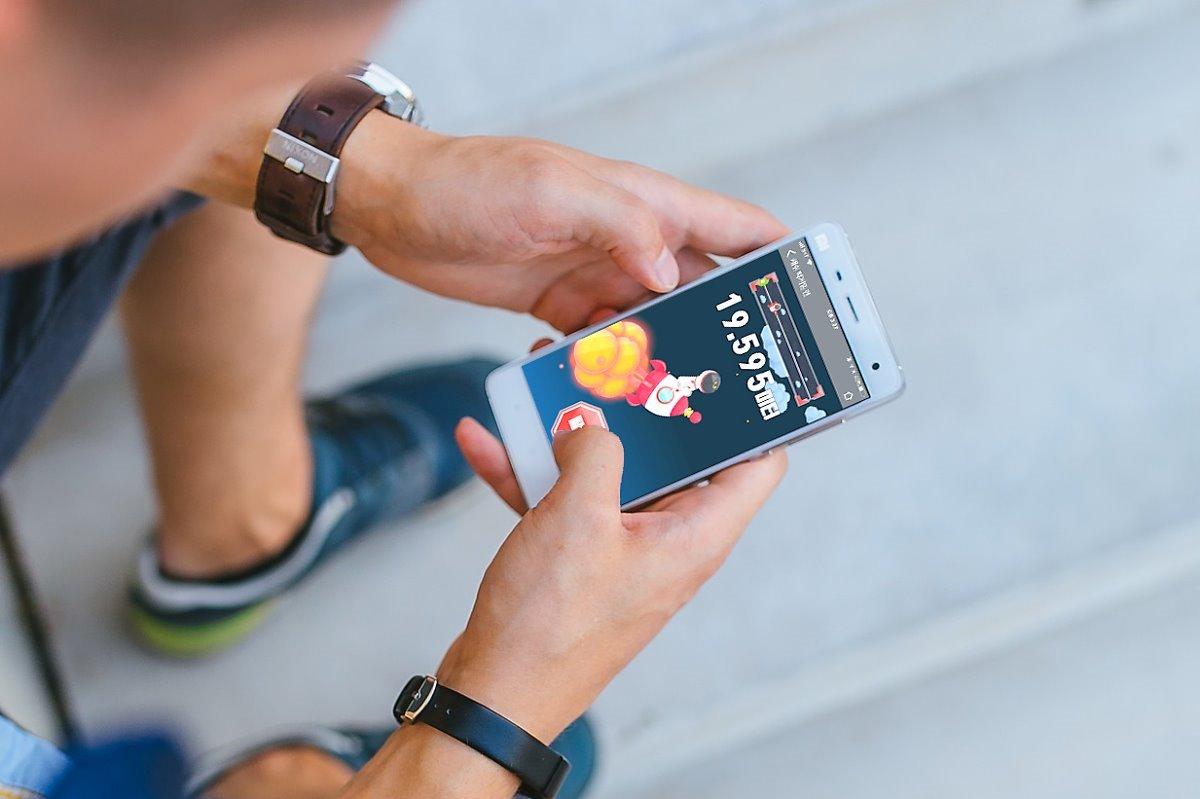 스마트폰의 등장은 사용자 경험의 변화를 가져왔다.