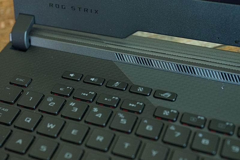 키보드 상단에 있는 각종 제어 버튼