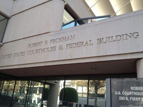 퀄컴과 FTC 간 소송이 열리고 있는 캘리포니아 북부지역법원. (사진= 씨넷)