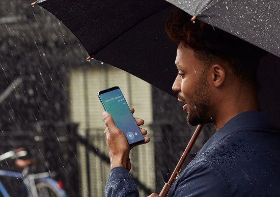 삼성전자가 갤럭시S8과 갤럭시 S8+ '빅스비 보이스' 서비스를 1일부터 시작한다.(사진=삼성전자)