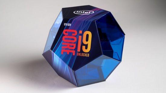 9세대 코어 프로세서 최상위 제품인 i9-9900K. 8코어, 16스레드로 작동한다. (사진=인텔)