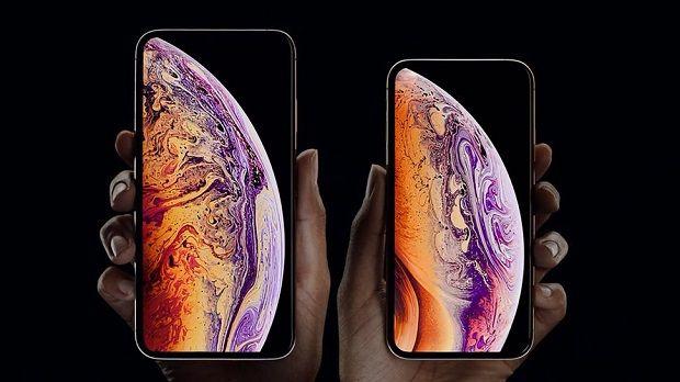 애플 6.5인치 아이폰XS맥스와 5.8인치 아이폰XS이 11월2일 국내에 출시된다.(사진=애플)