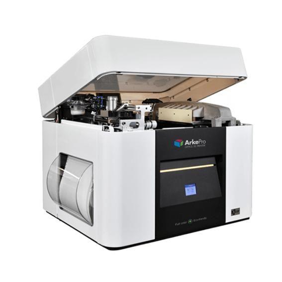 아일랜드 3D프린터 브랜드 엠코 테크놀로지(Mcor Technologies)의 풀컬러 종이재료 3D프린터 '아크 프로(Arke Pro)'.(사진=영일교육시스템)