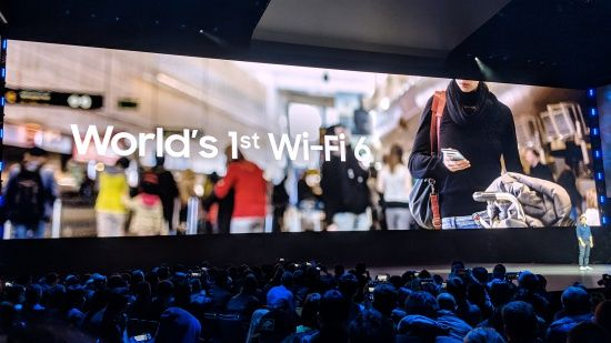 곧 출시될 삼성전자 갤럭시S10은 와이파이6 표준을 지원한다. (사진=지디넷코리아)