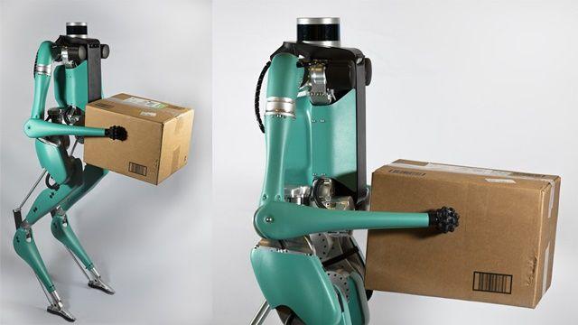 애질리티 로보틱스의 디지트 로봇 (사진=애질리티 로보틱스)