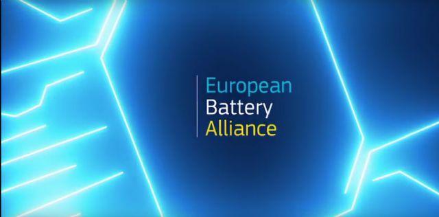 EC는 2017년 EU회원국, 유럽투자은행(EIB) 등과 함께 '유럽배터리연합(EBA)'을 출범했다.(사진=EBA 유튜브 캡쳐)