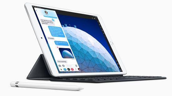 애플이 18일 공개한 아이패드 에어 신제품. 3세대에 해당한다. (사진=애플)