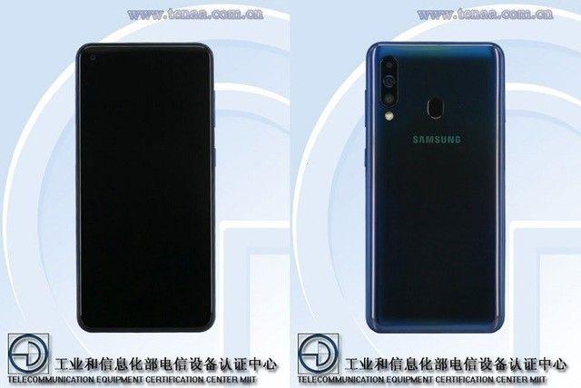 중국 공업정보화부 홈페이지에 등록된 'A60' 이미지 (사진=공업정보화부)