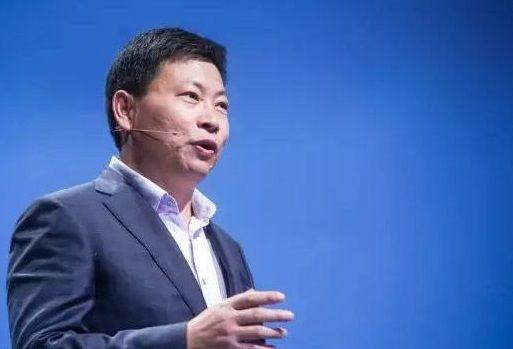 위청둥 화웨이 컨수머비즈니스그룹 CEO (사진=바이두)