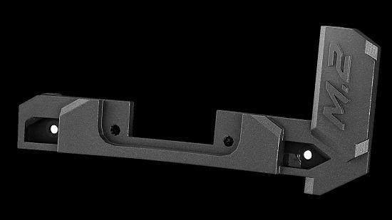 에이수스가 ROG 메인보드에 제공하는 M.2 SSD 전용 냉각팬 지지대. (사진=지디넷코리아)