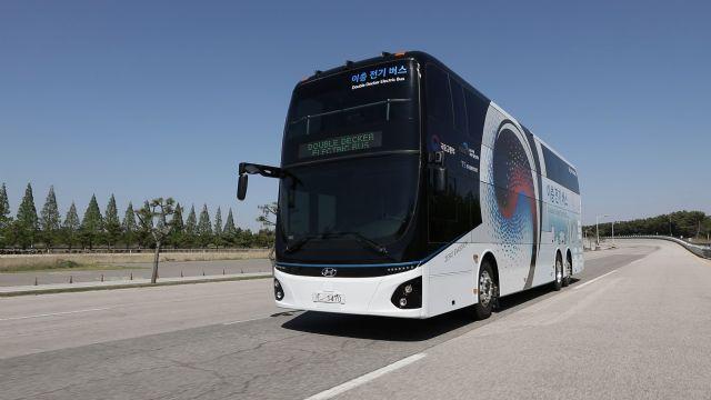 현대차 2층 전기버스 (사진=국토교통기술대전)