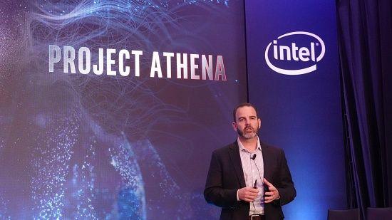 인텔이 29일 타이베이에서 테크놀로지 오픈하우스와 기자간담회를 개최했다. (사진=지디넷코리아)