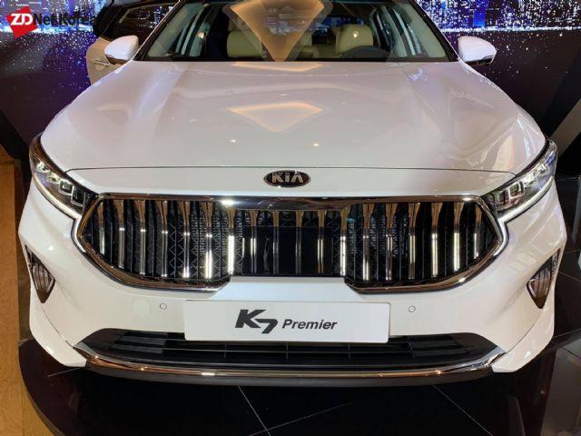 기아자동차 K7 프리미어 (사진=지디넷코리아)