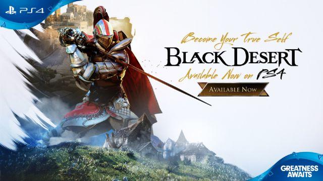 검은사막 PS4 버전이 국내 포함 글로벌 시장에 출시됐다.
