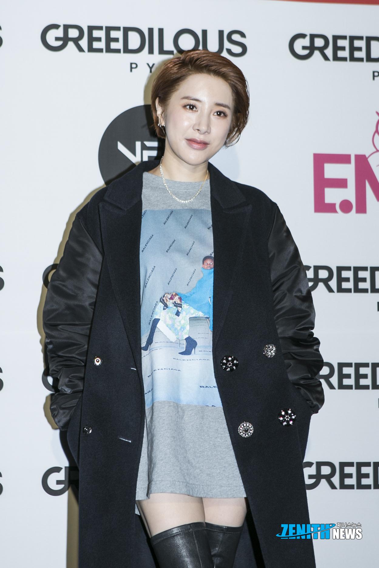 김경표 - 이사배 - 서인영 - 최은경 - 안선영 -인순이 - 춘자