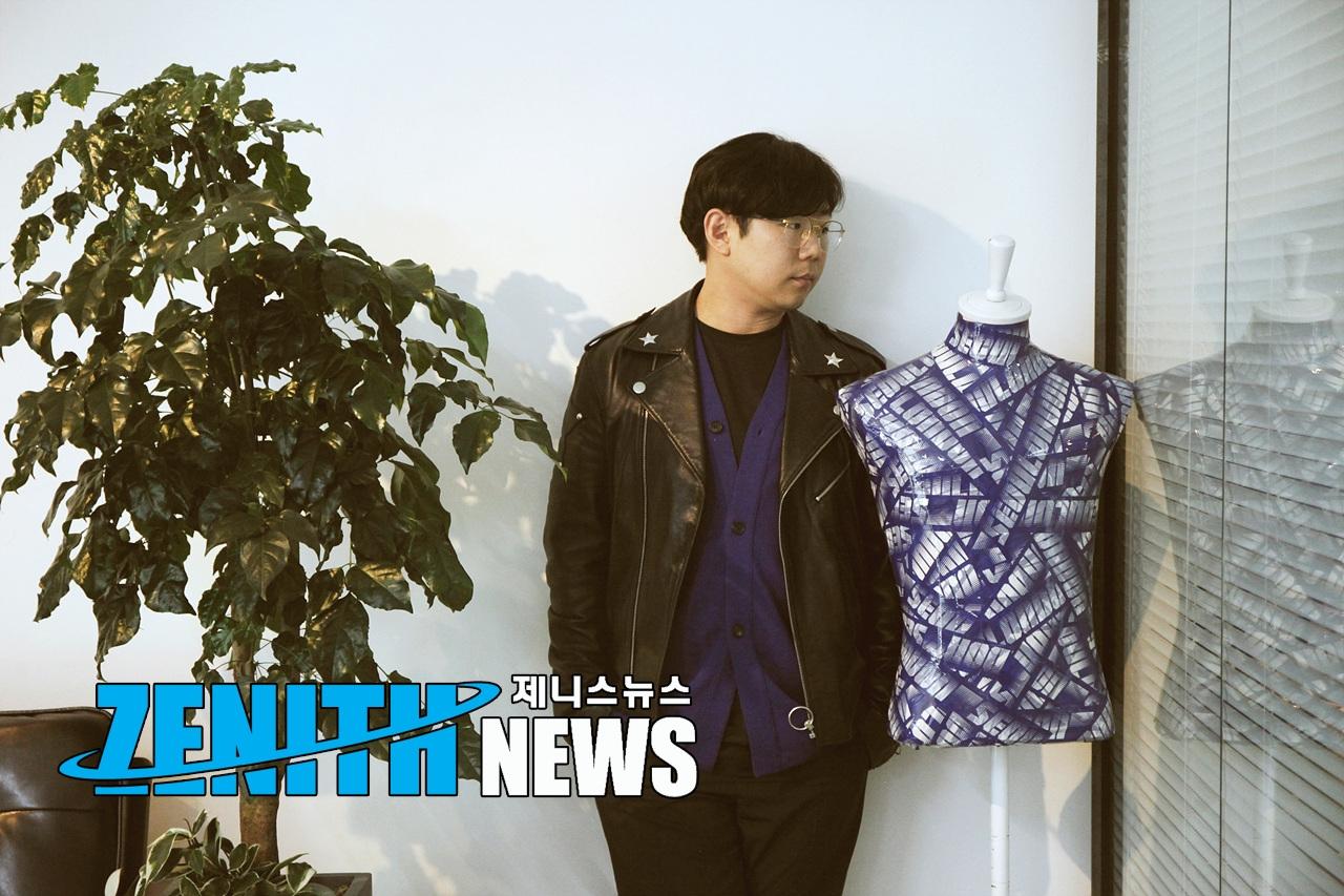 ▲ '디앤티도트' 박환성 디자이너, '트렌드를 만드는 남자' (사진=오치화 기자)