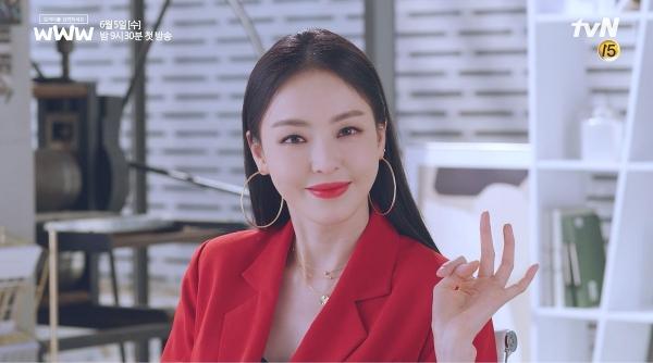 ▲ '검블유' 이다희 (사진=tvN '검블유' 인터뷰 영상 캡처)