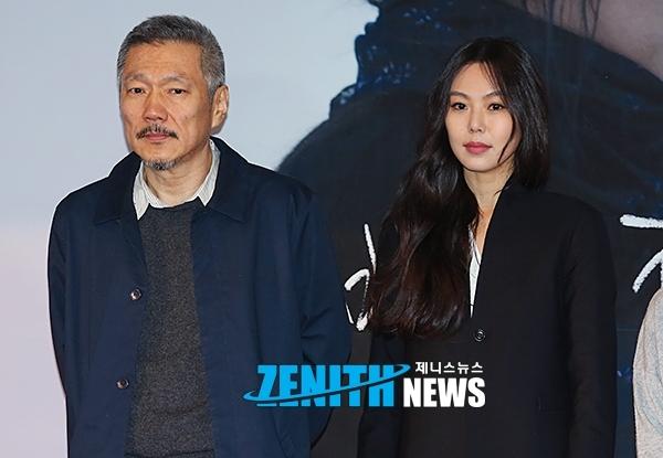 ▲ 홍상수, 김민희 (사진=제니스뉴스 DB)