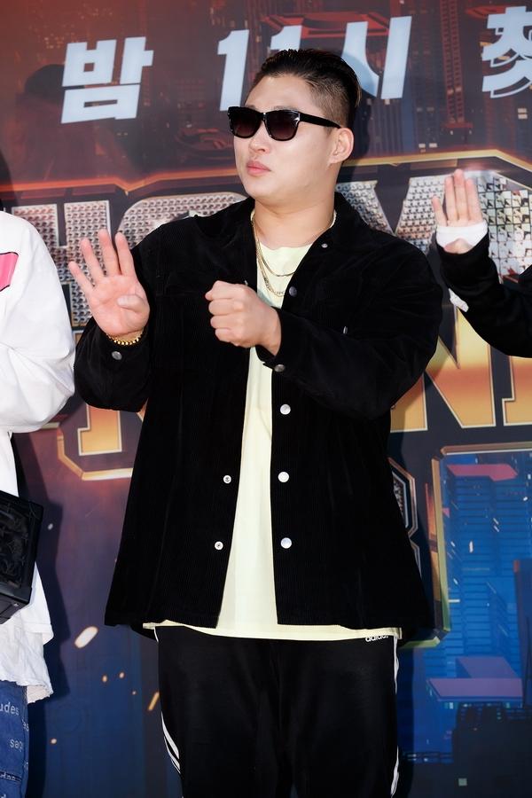 ▲ '쇼미더머니8' 스윙스 (사진=Mnet)