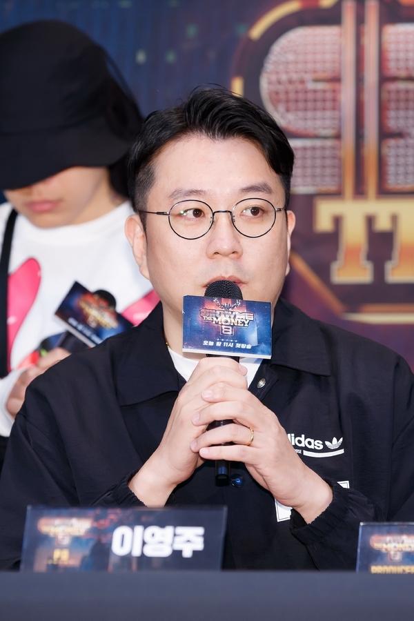 ▲ '쇼미더머니8' 이영주 PD (사진=Mnet)