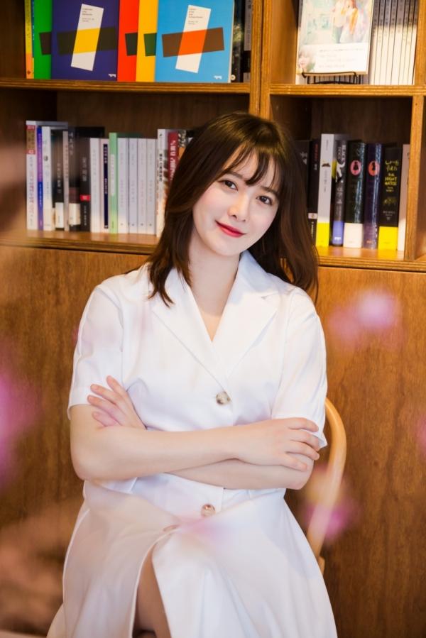 ▲ '눈물은 하트 모양' 구혜선 (사진=HB엔터테인먼트)
