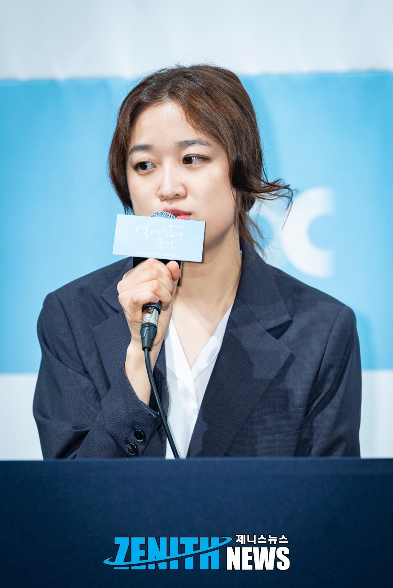 ▲ '열여덟의 순간' 심나연 감독 (사진=강다정 기자)