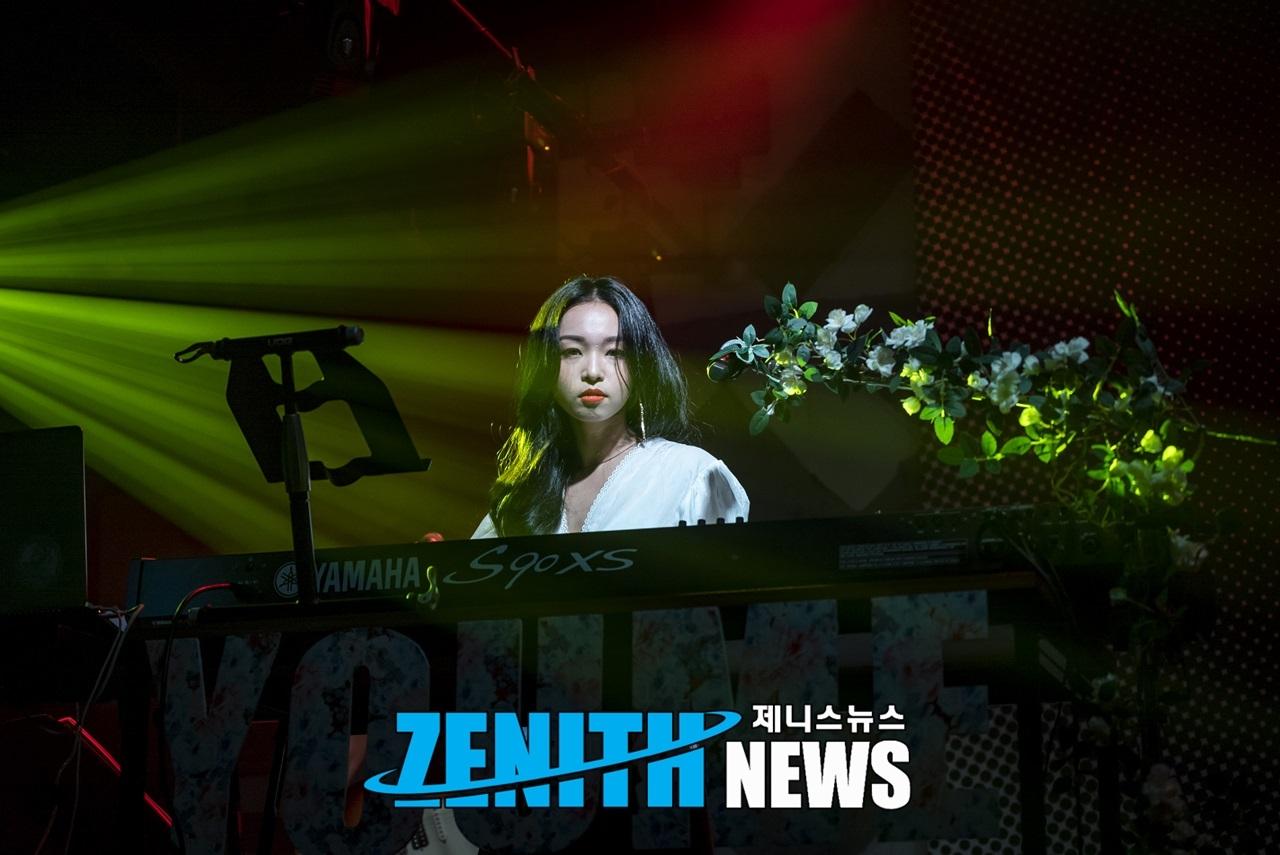 ▲ 신유미 (사진=강다정 기자)