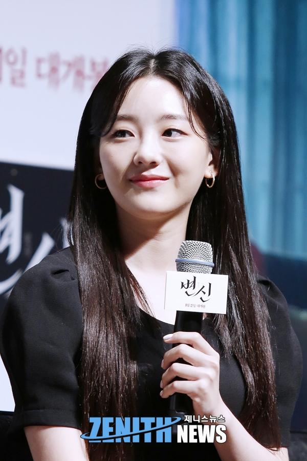 ▲ 배우 조이현 (사진=문찬희 인턴기자)