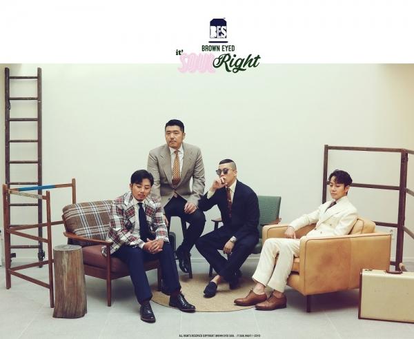 ▲ 브라운아이드소울, 9월 2일 컴백… 투어 콘서트 개최 (사진=롱플레이뮤직)