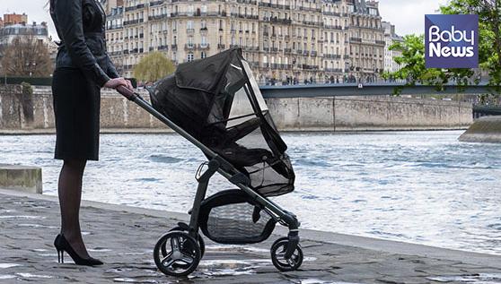 미세먼지를 막는 안전한 유아용품에 대한 관심이 높아지고 있다. ⓒ페도라유모차